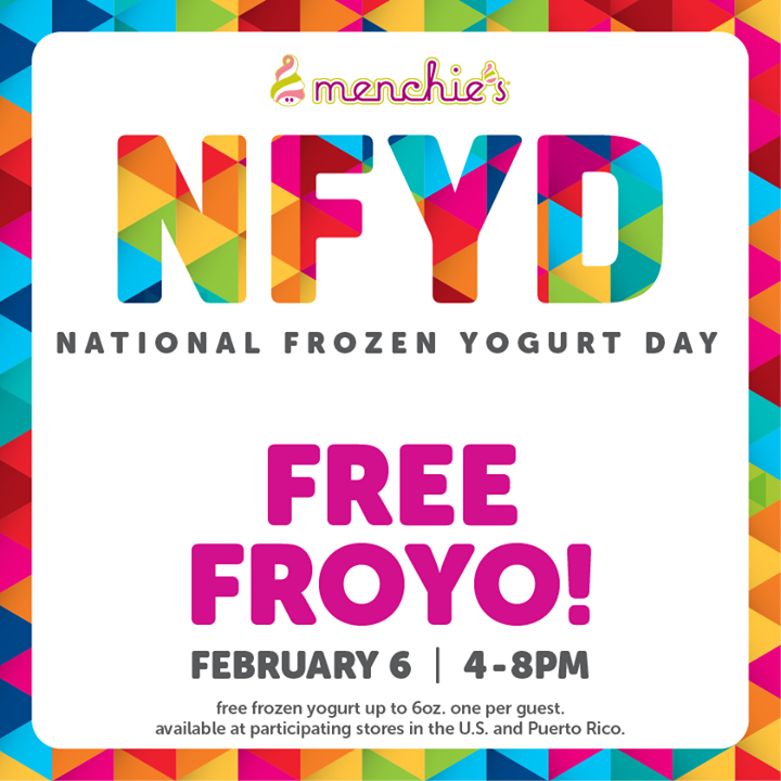 Menchies free