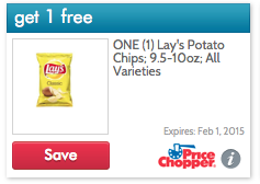 Price Chopper free chips