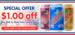 Zevia-coupon