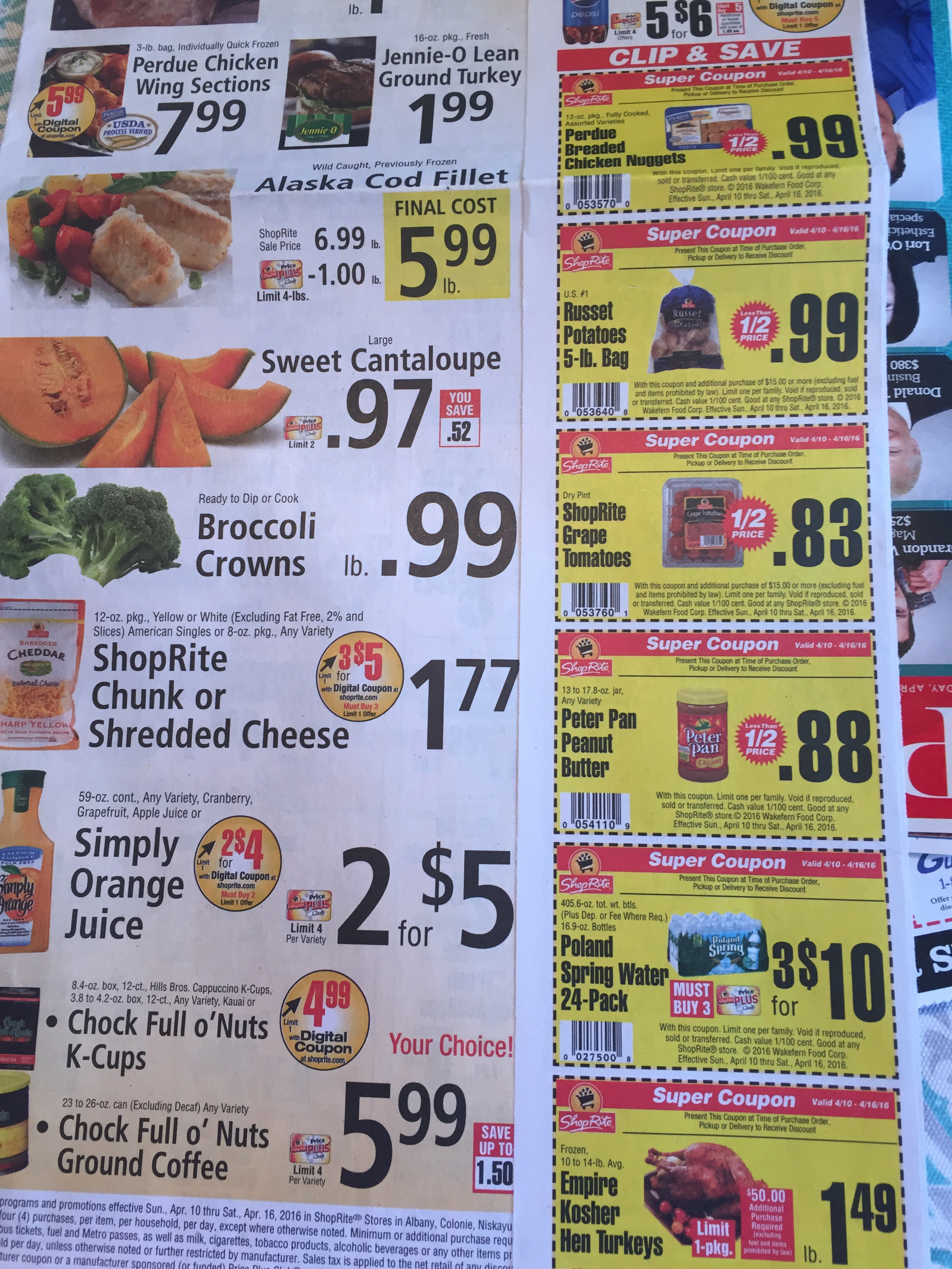 Shoprite coupon code