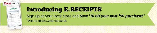 The Fresh Market coupon