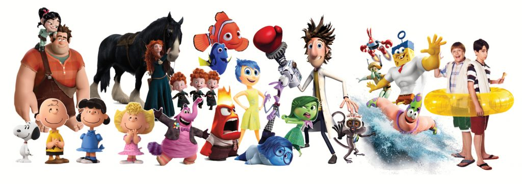 Movie16characters