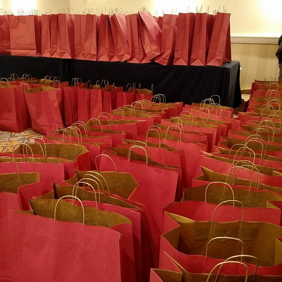 Moms Meet Goody bags
