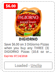 photograph relating to Digiorno Coupons Printable referred to as Clean Printable Coupon codes: Superior Discounts upon Pizza, Yogurt and